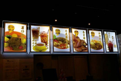 6XA2-Super-slim-acrylic-menu-frame-fast-food-restaurant-advertising-light-signage-single-sided-wall-mounted